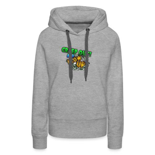 RealCreepman's Merchandise - Women's Premium Hoodie