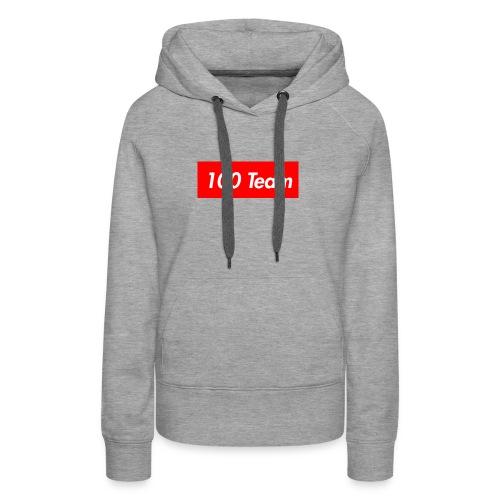 100 Team - Women's Premium Hoodie
