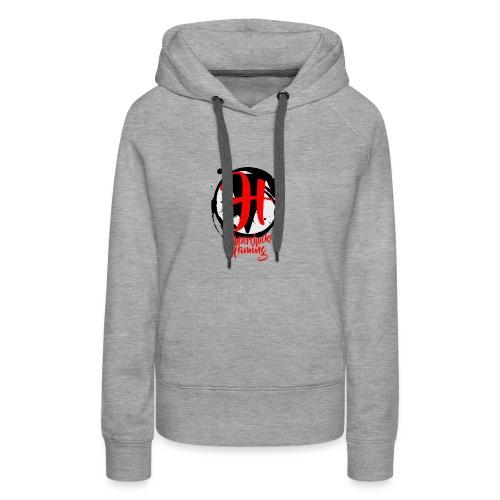 logo samples v5 - Women's Premium Hoodie