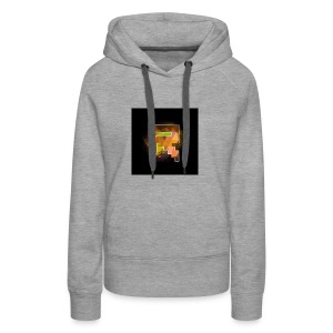 My icon on YT - Women's Premium Hoodie