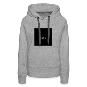 Echo Clan Offical Logo Merch - Women's Premium Hoodie