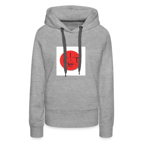 LIT LABS - Women's Premium Hoodie