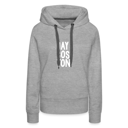 Jay Boston - Official Brand - Women's Premium Hoodie