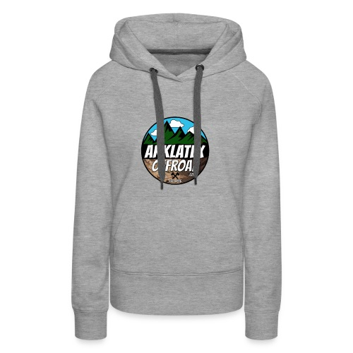 ArkLaTex free Sticker Color - Women's Premium Hoodie