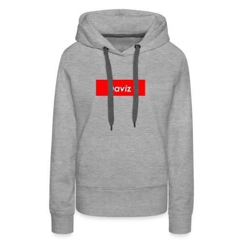 Daviz Merch - Women's Premium Hoodie