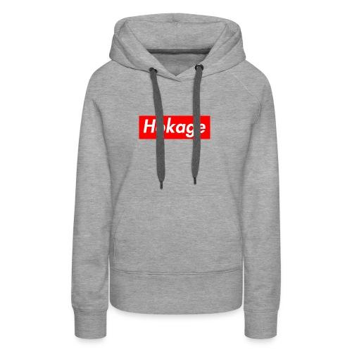Hokage Supreme Style - Women's Premium Hoodie