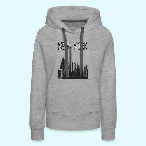 NEW_YORK - Women's Premium Hoodie