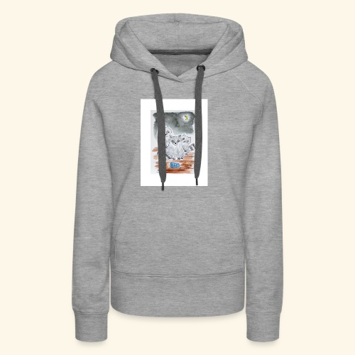 Three Little Bandits - Women's Premium Hoodie