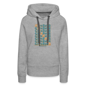 Give Back Gifts Away Tee - Women's Premium Hoodie