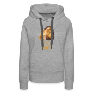 SELF WORTH AND SELF RESPECT - Women's Premium Hoodie