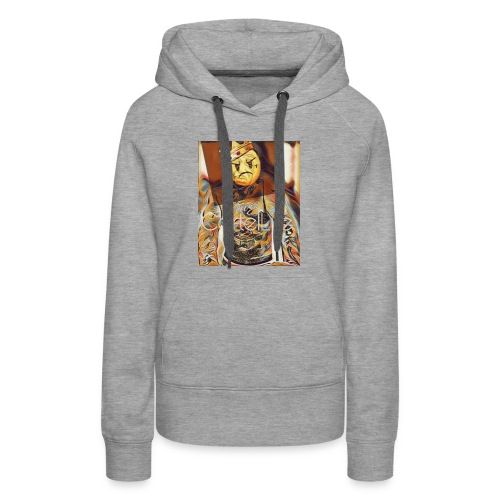 Gold King - Women's Premium Hoodie