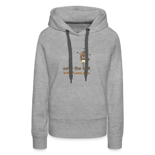 Save the Bull - Women's Premium Hoodie