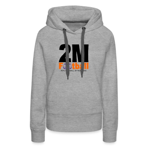 Official 2M Football Gear - Women's Premium Hoodie