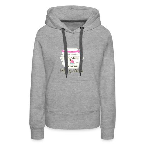 Paw-ty Planner - Women's Premium Hoodie