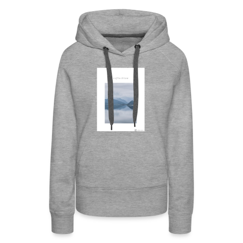 Reflection - Women's Premium Hoodie