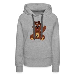 Nathan Piland Bear - Women's Premium Hoodie