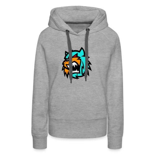 Bob cat logo Neutron - Women's Premium Hoodie