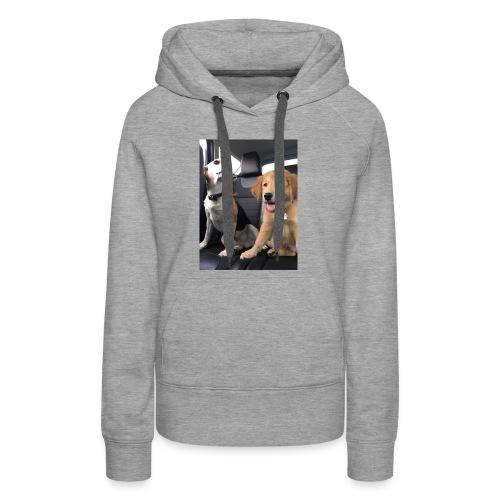 My dogs - Women's Premium Hoodie