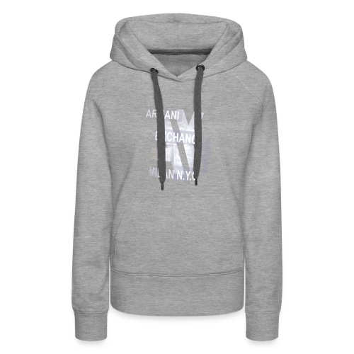 ARMA-I exchange tshirt hot - Women's Premium Hoodie