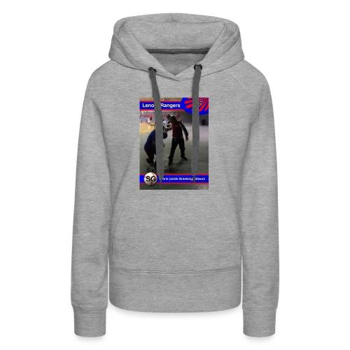Basketball merch - Women's Premium Hoodie