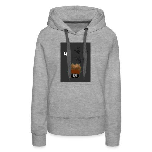 lil gang extreme shirt - Women's Premium Hoodie