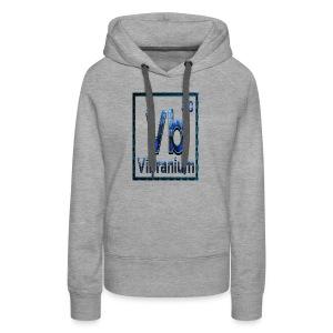 Periodic Element VIBRANIUM 88 - Women's Premium Hoodie