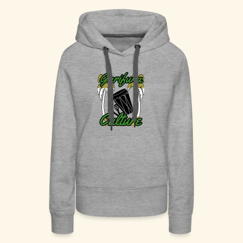 Garifuna Culture_D.o.C Store - Women's Premium Hoodie