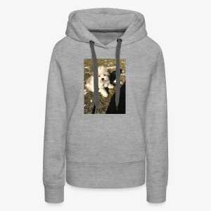 Rocky Having Fun - Women's Premium Hoodie