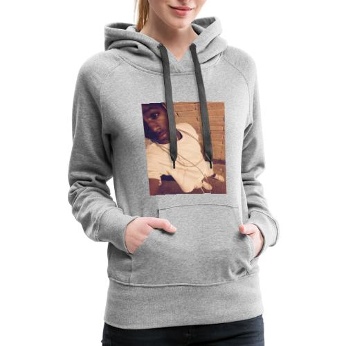 Blame It On Pooh - Women's Premium Hoodie