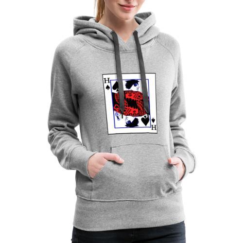 Hex Of Spades Oliver Graves Shirt - Women's Premium Hoodie