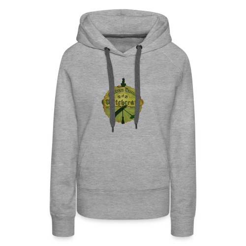 Halloween Funny Tshirt Halloween Skull Tshirt tee - Women's Premium Hoodie