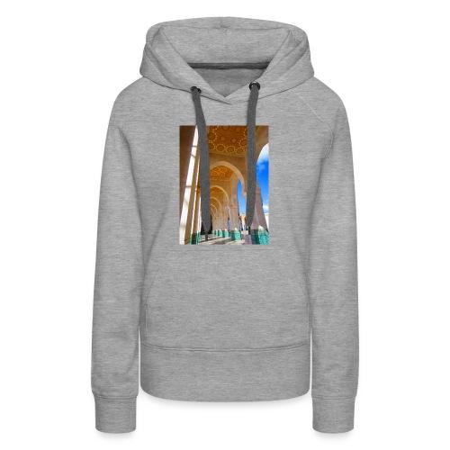 Arch of Liberty - Women's Premium Hoodie