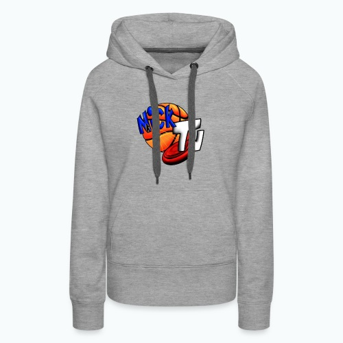 Nick TV Big and Tall - Women's Premium Hoodie