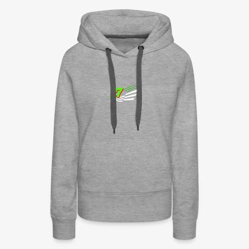 Front Chest Patch RGD Racing - Women's Premium Hoodie