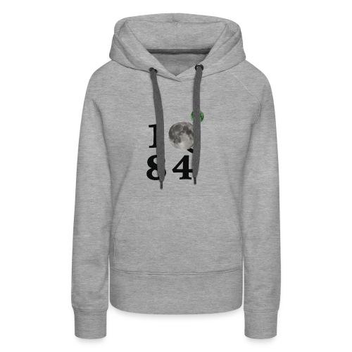 1Q84 - Women's Premium Hoodie