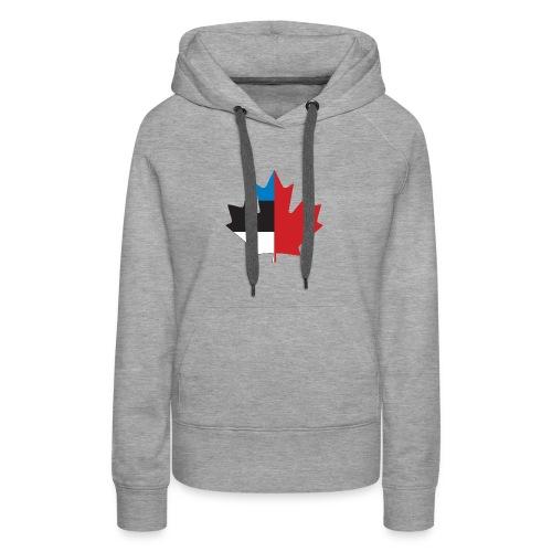 Esto-Canadian - Women's Premium Hoodie