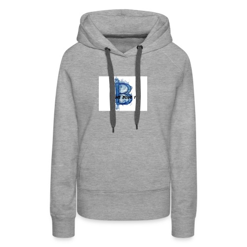 THE BLUE 1 - Women's Premium Hoodie