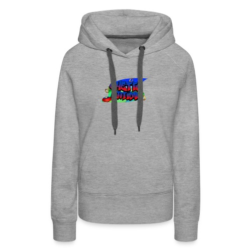 GHETTO HOG 5 (Plus Size) - Women's Premium Hoodie