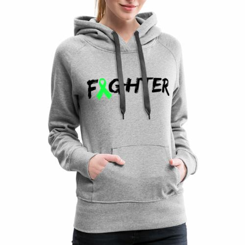 Lyme Fighter - Women's Premium Hoodie