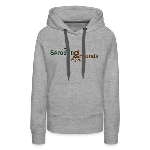 Sprouting Grounds 2016 - Women's Premium Hoodie