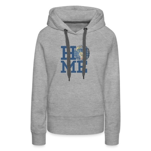 Save the planet - Women's Premium Hoodie