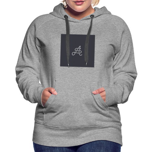 Saurin Alouf logo - Women's Premium Hoodie