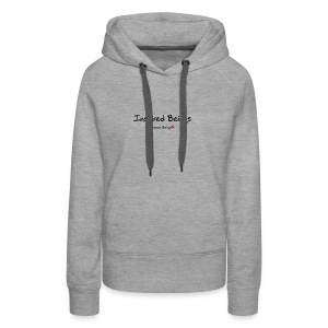 Inspired Beings - Women's Premium Hoodie