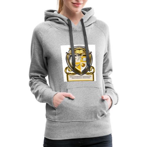 Seal Of The Prophetess - Women's Premium Hoodie