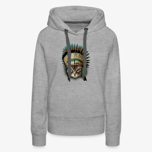 the chief cat - Women's Premium Hoodie