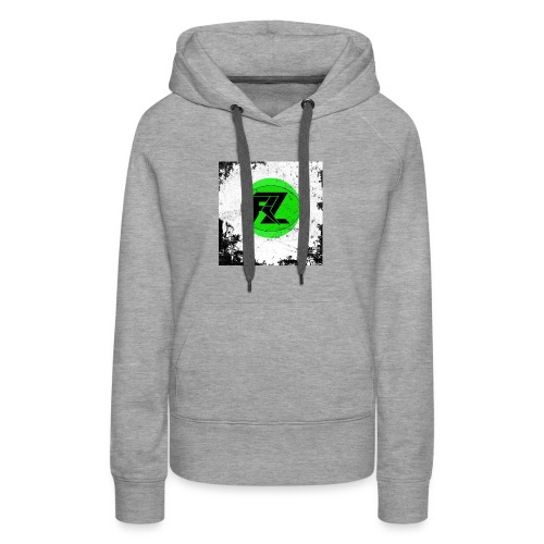 EXPERIENCE THE BASS - Women's Premium Hoodie