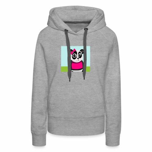 Panda Lilly - Women's Premium Hoodie