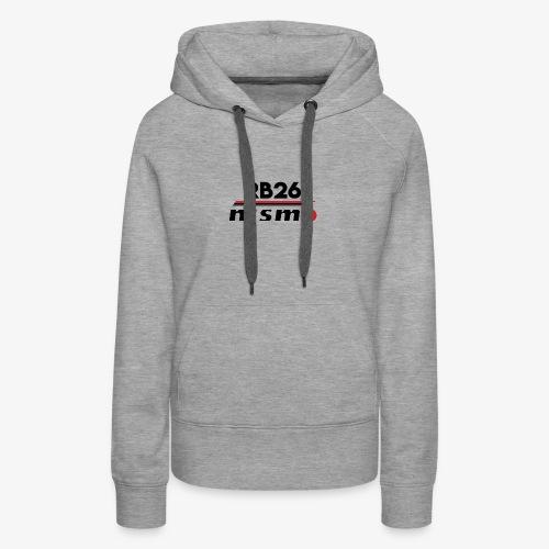 GTR RB26 Nismo - Women's Premium Hoodie