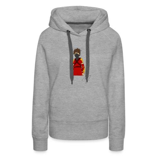 Ninja - Women's Premium Hoodie