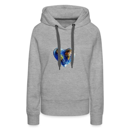 Have a heart - Women's Premium Hoodie